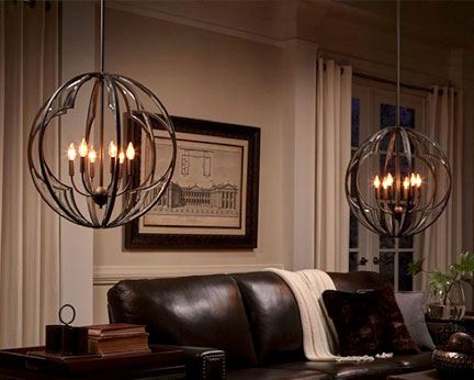 Springfield Electric lighting